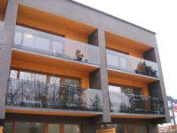 Sublokuoti gyvenamieji namai V.Drėmos gt. Vilniuje, 2005 m.